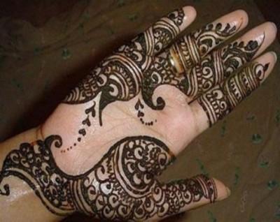 Arabic Mehndi Designs on hands 2013