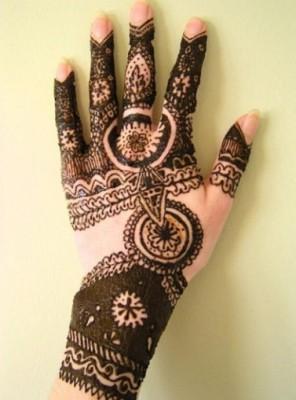 Indian Pakistani Mehndi Designs