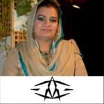 Designer Mona Imran