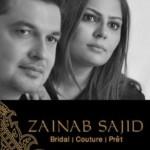 Designer Zainab Sajid