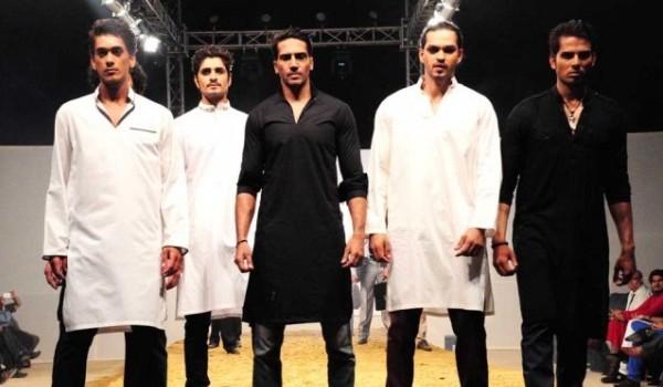 Pakistan 1st men fashion week