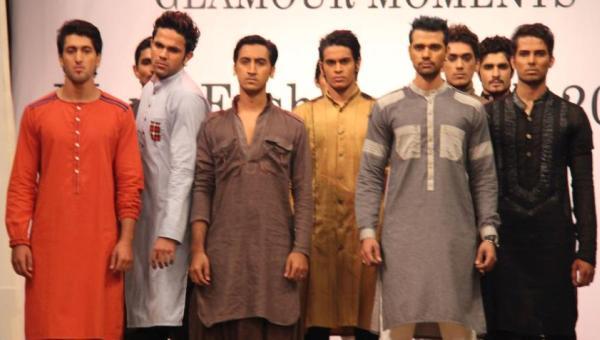 Men fashion even in Karachi