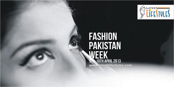 Fashion Pakistan Week 5, 2013