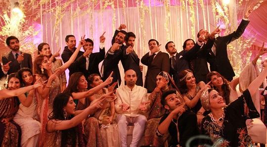 Feeha Jamshed Wedding Pics