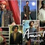 Amir Adnan Sherwani Collection 2014