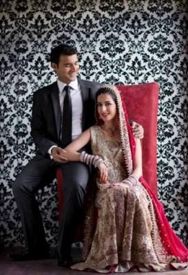 Mansha Pasha Wedding Pics