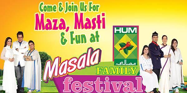 Masala Family Festival 2013