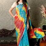 new saree style