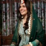 Kiran Khan Bridal Pics