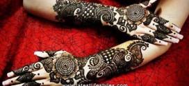 New Mehndi Designs Arabic Style 2015