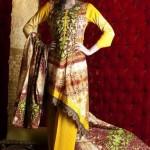 Al-Zohaib Textile Anum Classc Lawn Collection 2014