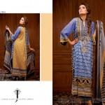 Jubilee Cloth Mills Karam Embroidered Dresses 2014