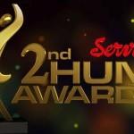 2nd Servis HUM TV Awards 2014