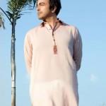 Men Shalwar Kameez Styles 2014 by Ittehad Textiles