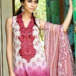 Mahnoush Lawn Spring/Summer Dresses 2014 for Women