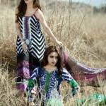 MARIA B. Lawn Spring Summer Dresses 2014
