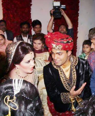 Umar Akmal Wedding, Me...