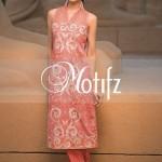 Motifz Designer Embroidered Summer Swiss Lawn 2014