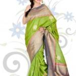 Mansha Dhaka Fancy Sarees New Styles