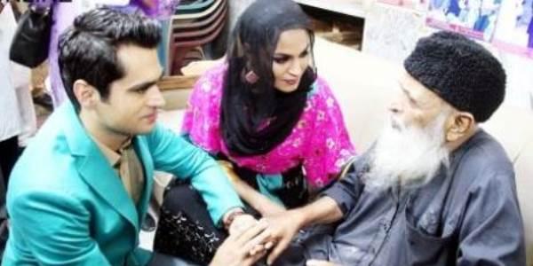 Veena Malik Husband Asad Basheer Khattak