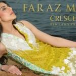 Faraz Manan Crescent Eid Lawn Prints 2014