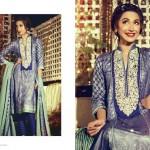 Orient Textiles Women Eid Collection 2014
