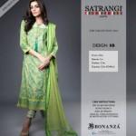 Bonanza Satrange Eid Collection