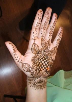 New Mehndi Designs for Eid