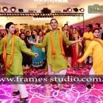 Aiza Khan & Danish Taimoor Mehndi Pics