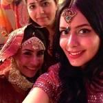 Actor Asad Siddiqui Wedding Pics