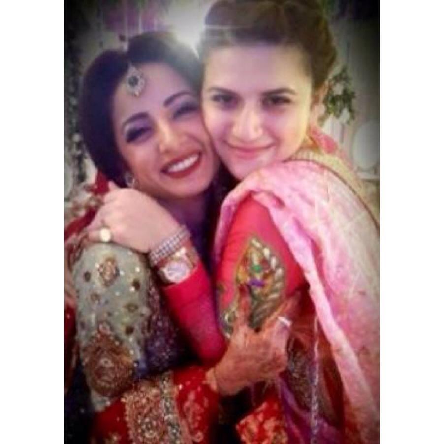Pics sarwat wedding gilani