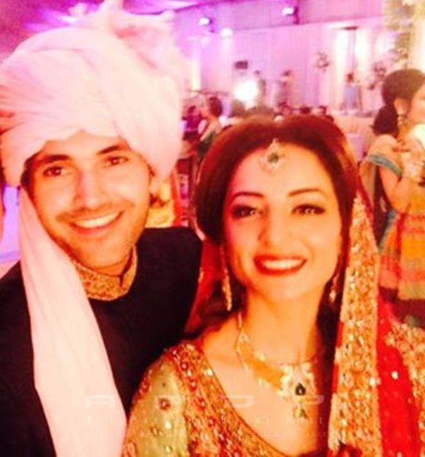 Sarwat Gilani & Fahad Mirza Wedding Pics