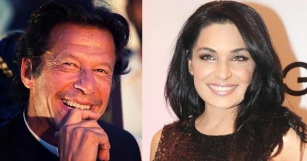Is Meera married to Imran Khan?