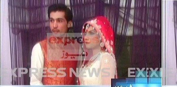 Mohammad Amir Wedding Complete Pics