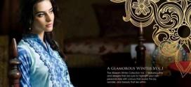 Alkaram Winter Khaddar Linen Collection 2014-15 for Women