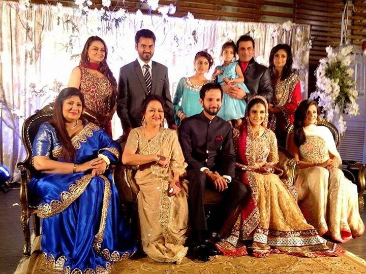 Anoushay Abbasi Complete Wedding Pics