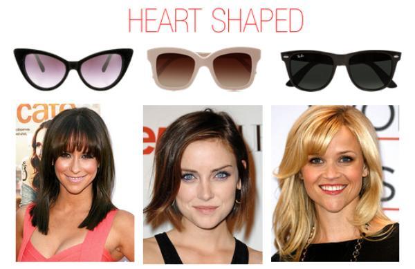 Best Women Sunglasses Guide for Face Shape