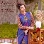 Kayseria Winter Linen Collection 2014-15