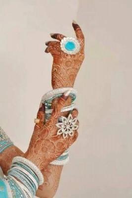 Best Simple Mehndi Designs 2015