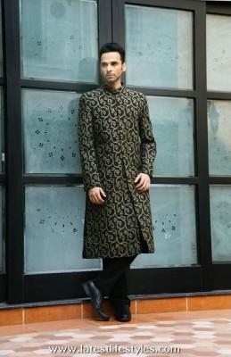 Deepak & Fahad Men Collection 2015