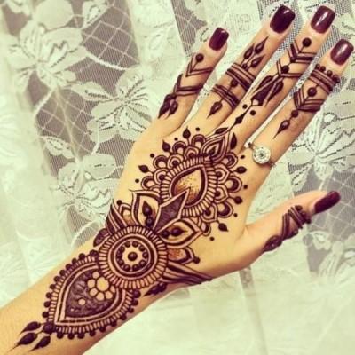 Henna Designs 2015 for Hands
