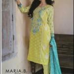 Maria.B Spring Summer Lawn 2015 Dresses