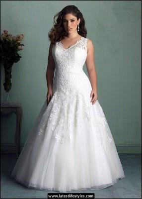 Buy Online Plus Size Bridal Gowns 2015-2016