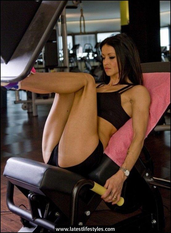 Leg Press Exercises for Round Butt