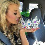 Beauty Queen Baylee Curran