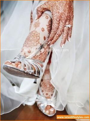 Mehandi Designs for Brides 2016-2017